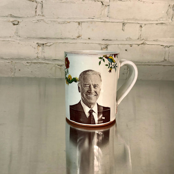 Joe Biden Mug by Justin Rothshank
