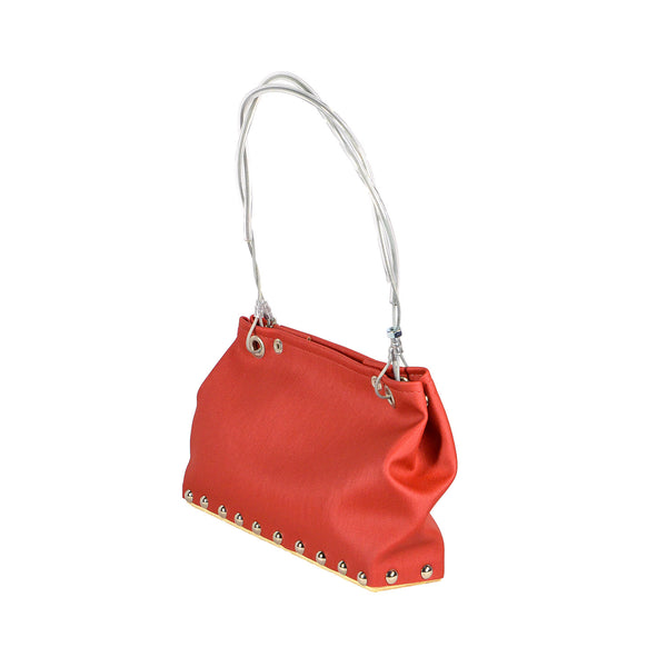 Shorty Bag in Red by Hardwear by Renee