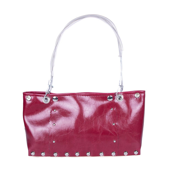 NEW! Shorty Bag in Dark Red by Hardwear by Renee