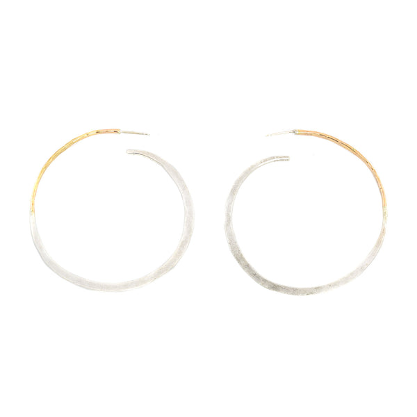 NEW! Classic Hoops by Leia Zumbro