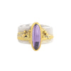 NEW! Amethyst Ring by Regina Imbsweiler