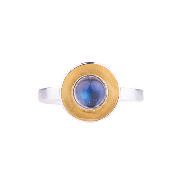 NEW! Saturn Ring by Thea Izzi