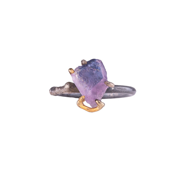 NEW! Large Pink Sapphire Ring by Variance Objects