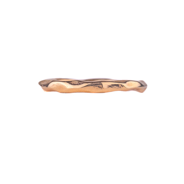 SALE! Rogue River Band in Rose Gold by Sarah Graham
