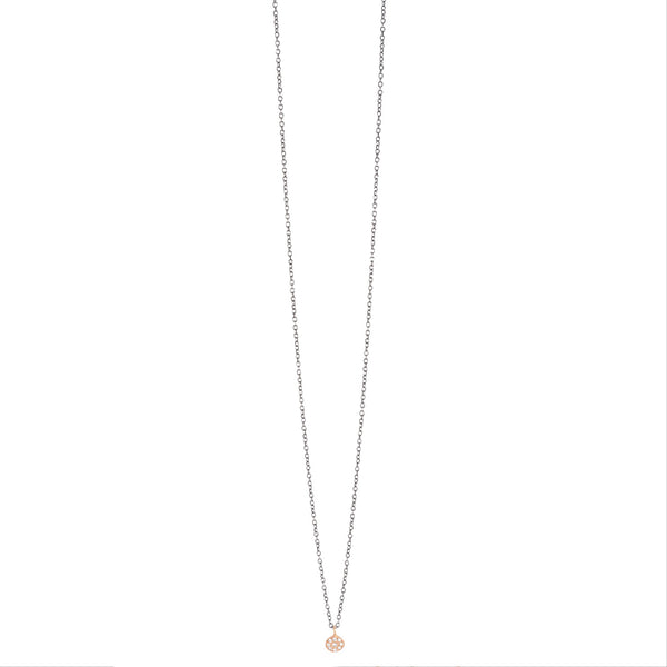 NEW! Rose Gold Floret Charm Pendant by Adel Chefridi