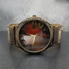Large Minstrel Collection Watch by Watchcraft - Fire Opal - 1
