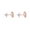 NEW! 10k Gold Diamond Earrings by Sasha Walsh