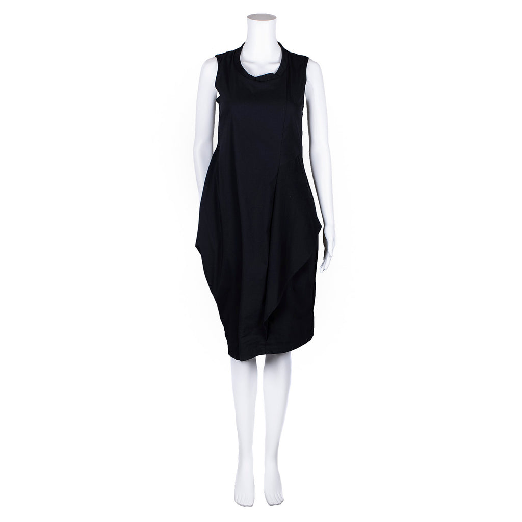 NEW! Runway Dress in Black by Porto