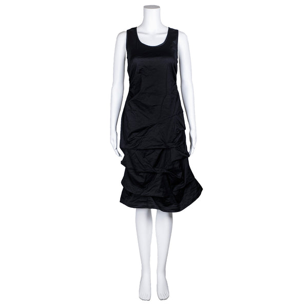 NEW! Satori Dress in Black by Porto