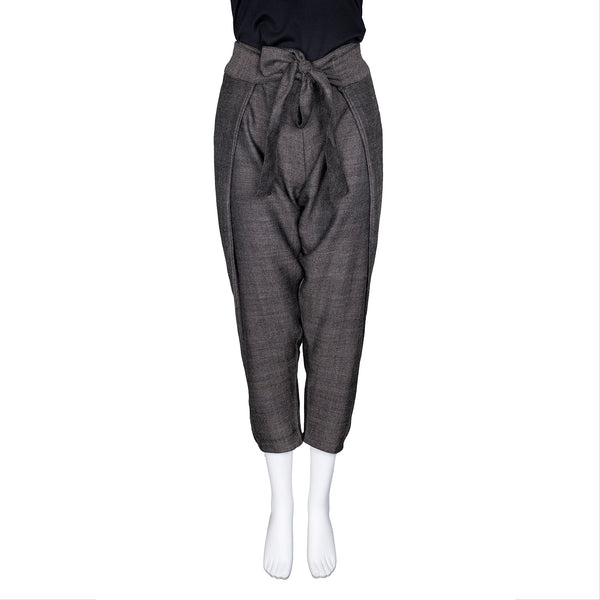SALE! Sasha Wrap Wool Trouser by Orvana