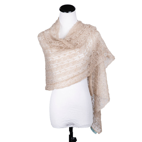 NEW! Spider Web Scarf by Olena Zylak