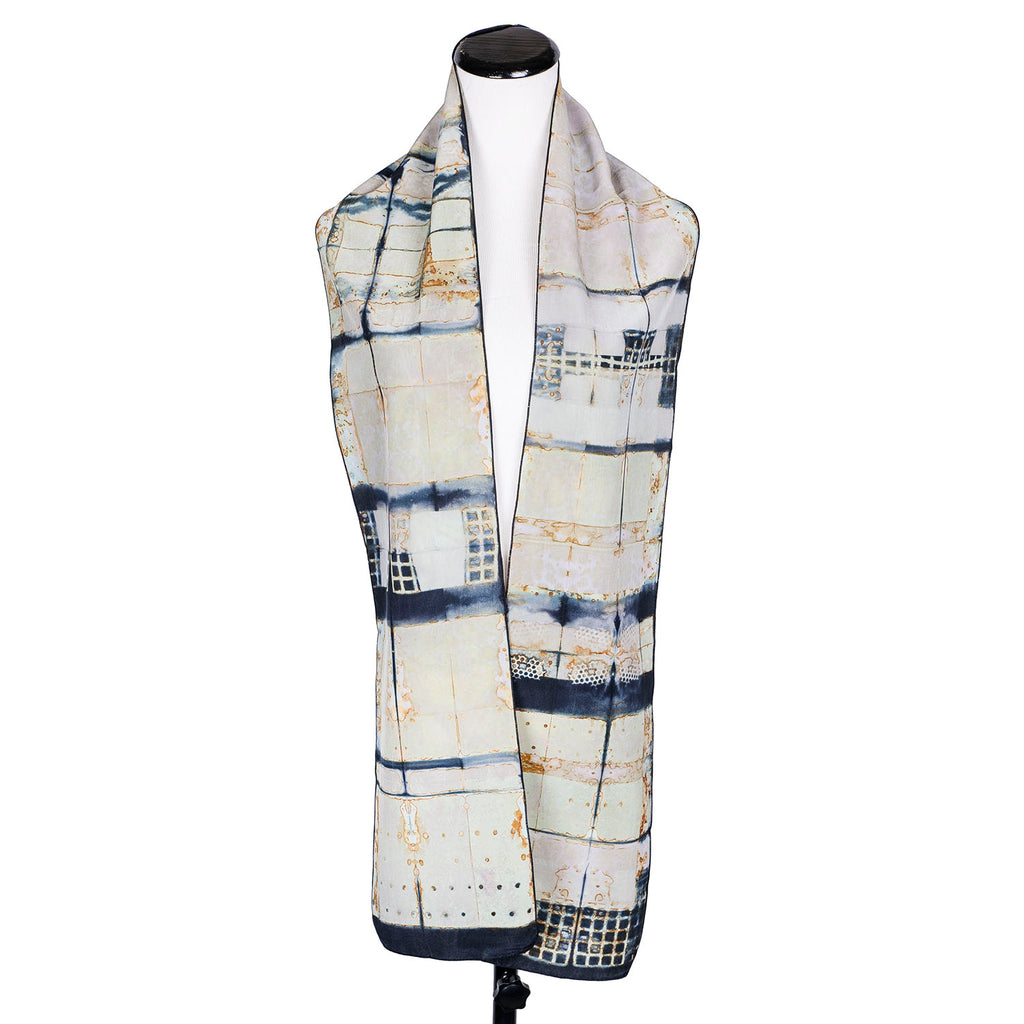 NEW! Narrow Scarf by Betsy Giberson