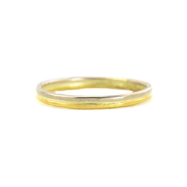 NEW! Gold Skinny Seamed Band by Variance Objects