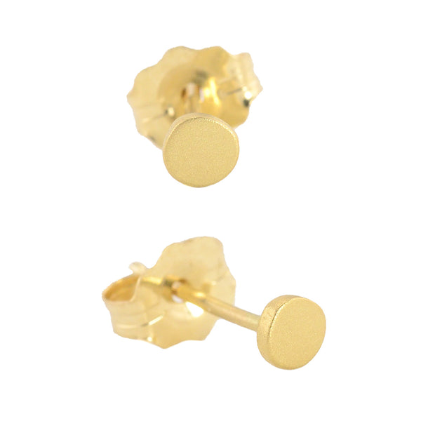 NEW! Single Totem Stud Earring in Multiple Shapes by Marion Cage