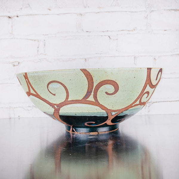 NEW! Large Serving Bowl by Liz Kinder