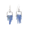 NEW! Short Climb Earrings in Blue Kyanite by Erica Stankwytch Bailey