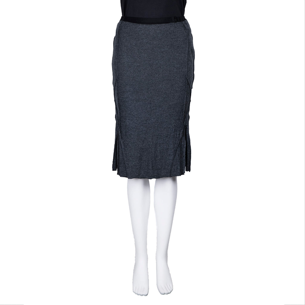 SALE! Bell Skirt in Grey by Vilma Marė