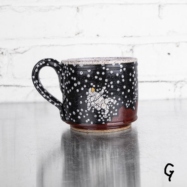 NEW! Short Mugs by Coywolf Studio