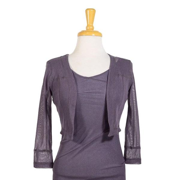 NEW! Shrug Jacket in Orchid by Porto
