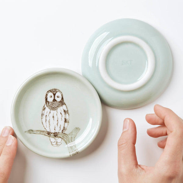 Everything Dish in Celadon (Multiple Illustrations) by SKT Ceramics