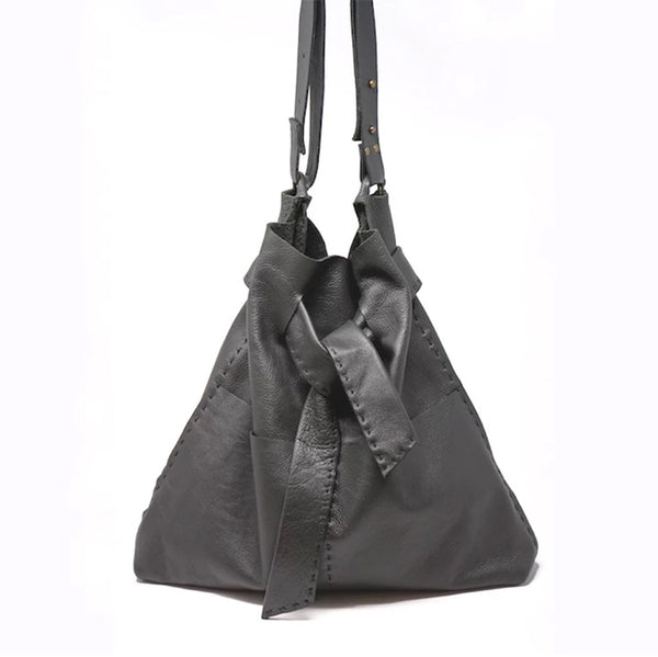 NEW! Eiffel Hobo/Crossbody Bag in Slate by Stitch & Tickle