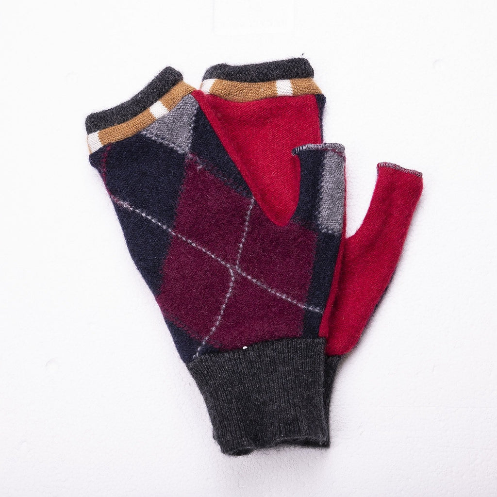 NEW! Small Fingerless Mittens (in Multiple Colors) by e ko logic