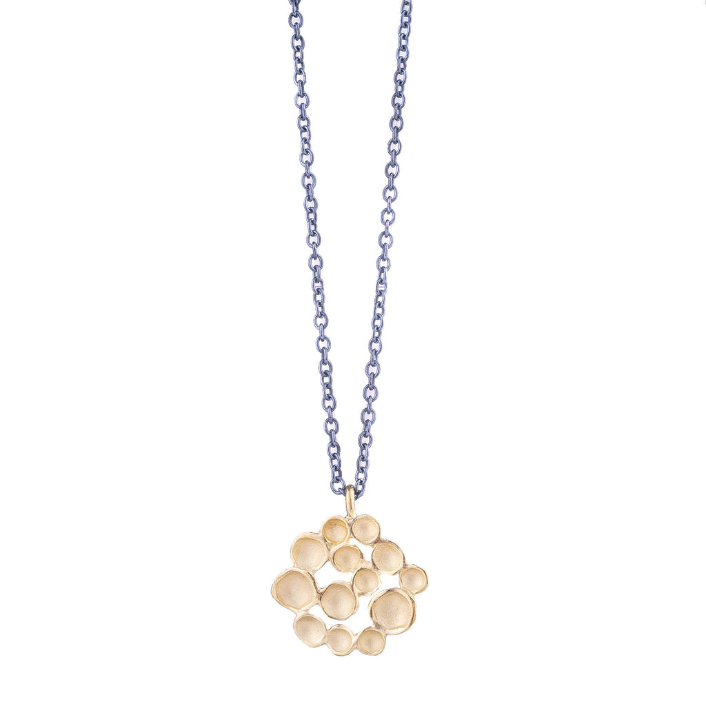 NEW! Small Champagne Pod Necklace by Sarah Richardson