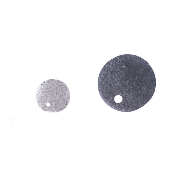 NEW! Small Perfect Pair Moon Earrings by Melle Finelli