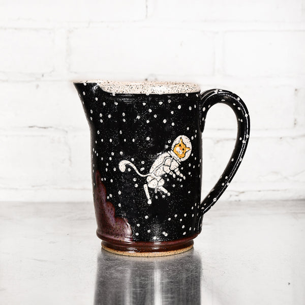 NEW! Small Pitcher by Coywolf Studio