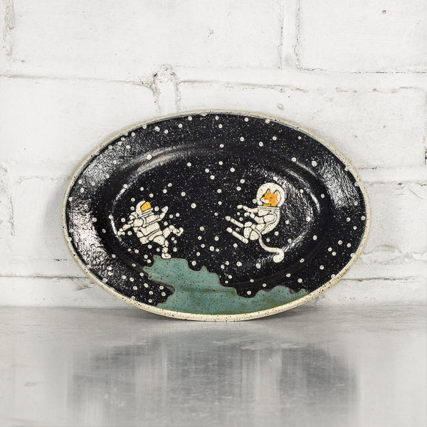 NEW! Small Platter by Coywolf Studio