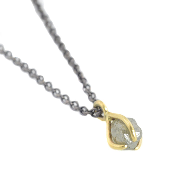 NEW! Talon Diamond Necklace by Sarah Swell