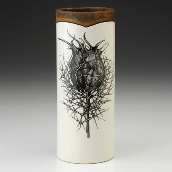 New! Small Nigella Vase by Laura Zindel