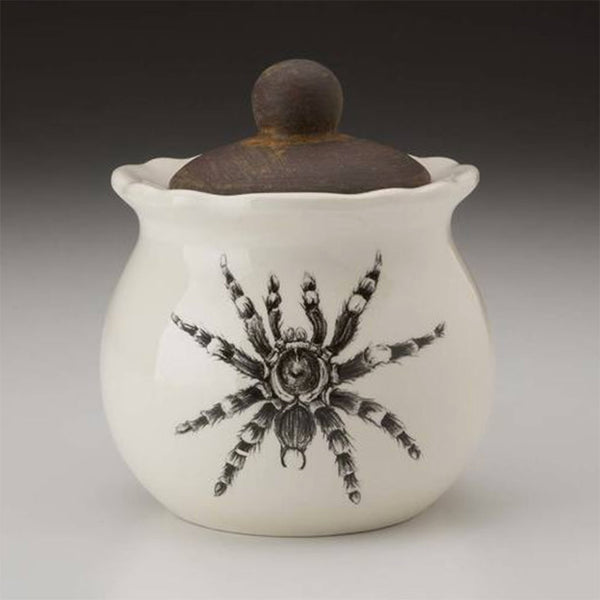 NEW! Tarantula Sugar Bowl by Laura Zindel