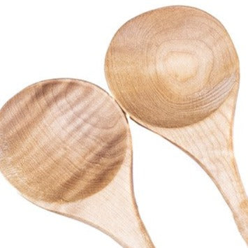 NEW! Spoons in Multiple Finishes by Troy Brook Studios