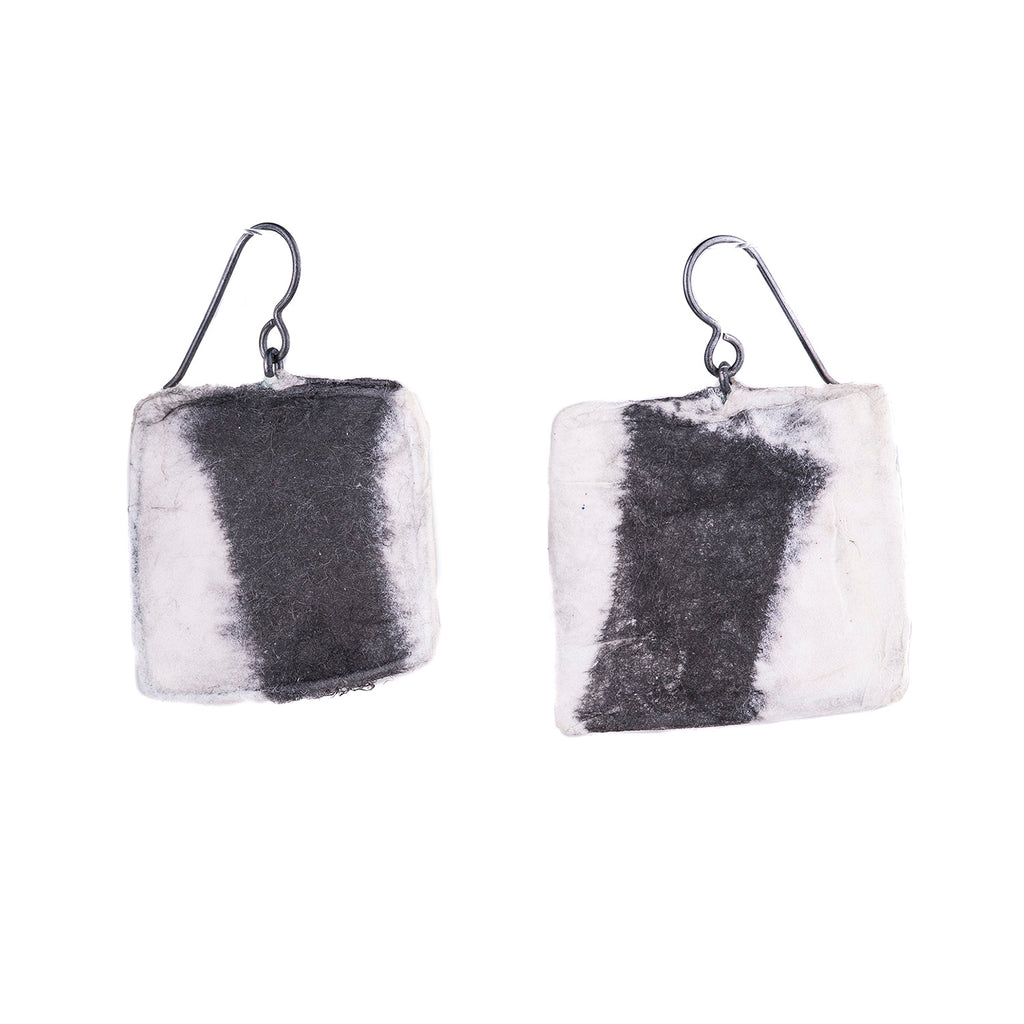 NEW! Square Earrings by Myung Urso