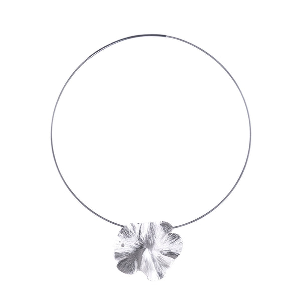 NEW! Small Lily Necklace by Melle Finelli