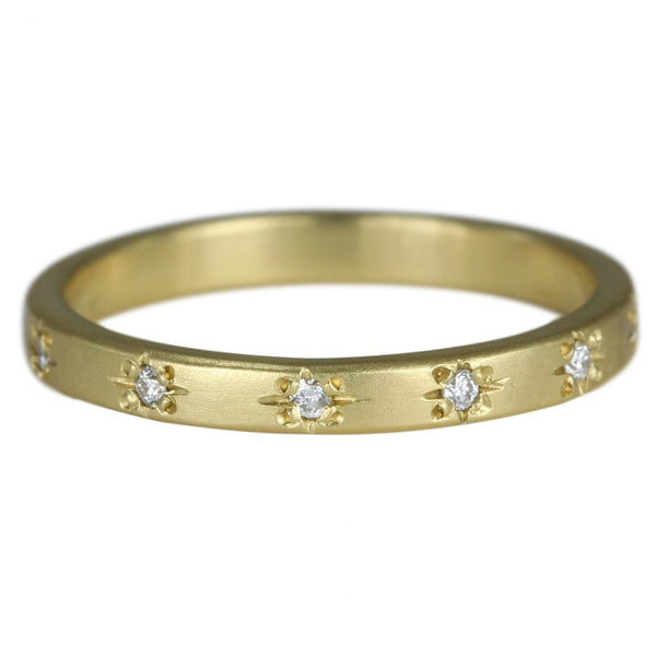 NEW! Starry Sky 12 Diamond Band by Sarah Swell