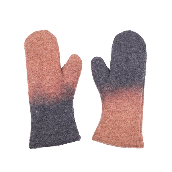 NEW! Mod Mittens in Stone Gradient by ARAE