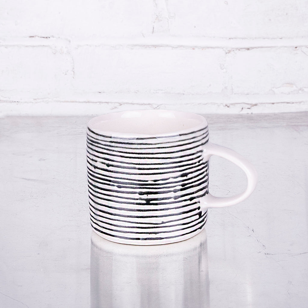 NEW! Everyday Mug in Stripes by Elizabeth Benotti