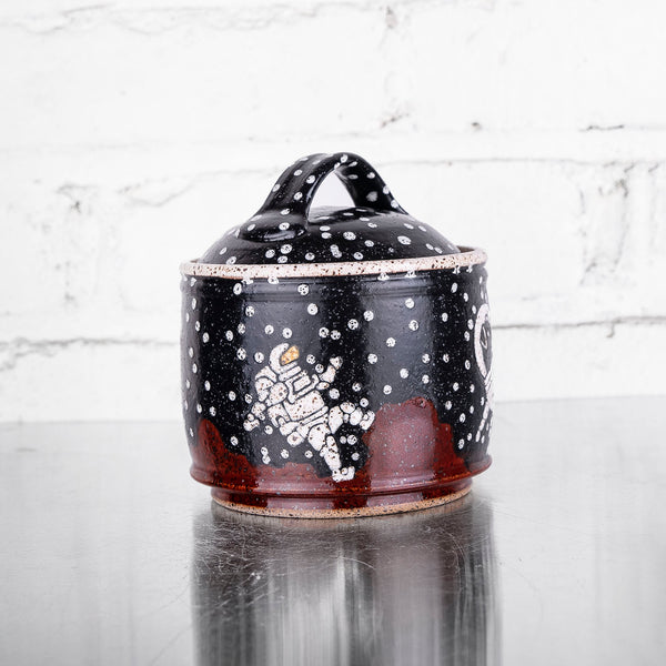NEW! Sugar Jar by Coywolf Studio