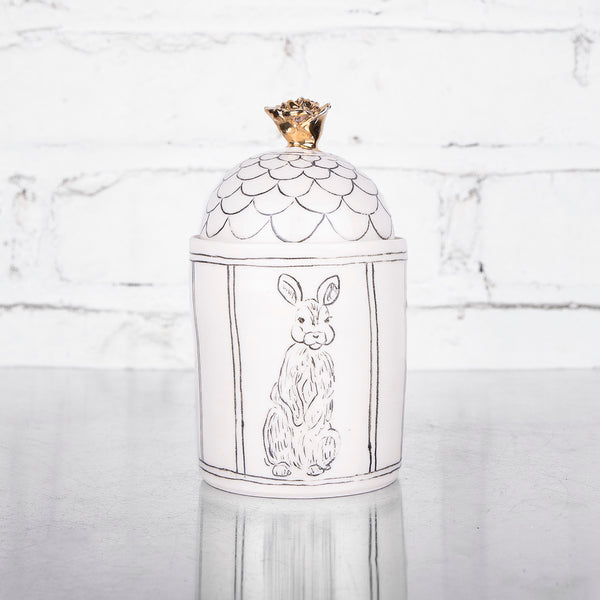 NEW! Sugar Jar by Hope & Mary