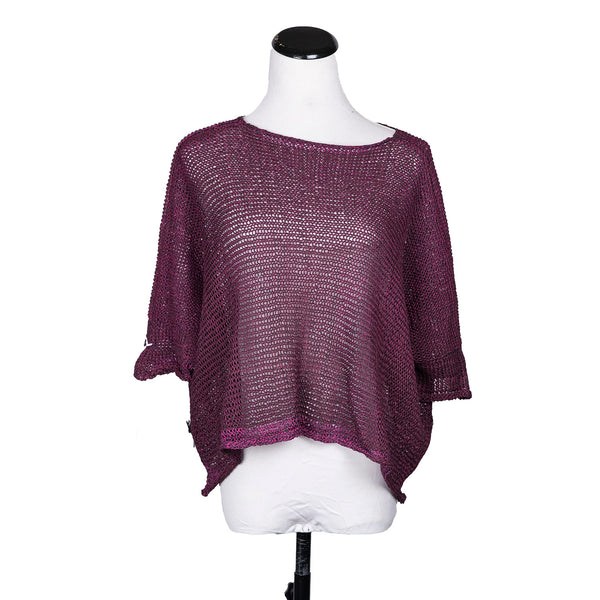 NEW! Ady Sweater in Eggplant by Skif
