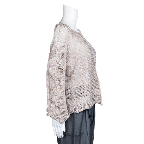 NEW! Zanotta Pull Over in Natural by Skif