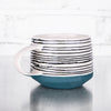 NEW! Ebb and Flow Striped Mug in Swell by Elizabeth Benotti
