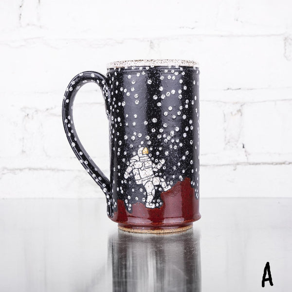 NEW! Tall Mugs (Cats & Dogs) by Coywolf Studio