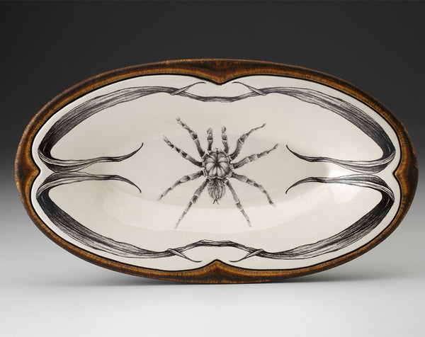 Tarantula Oblong Serving Dish