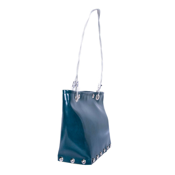 NEW! Small Runway Bag in Teal by Hardwear by Renee