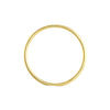 18k Yellow Gold Thin Band by Marion Cage