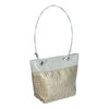 Small Split Bag in Bronze Rain/Putty by Hardwear by Renee