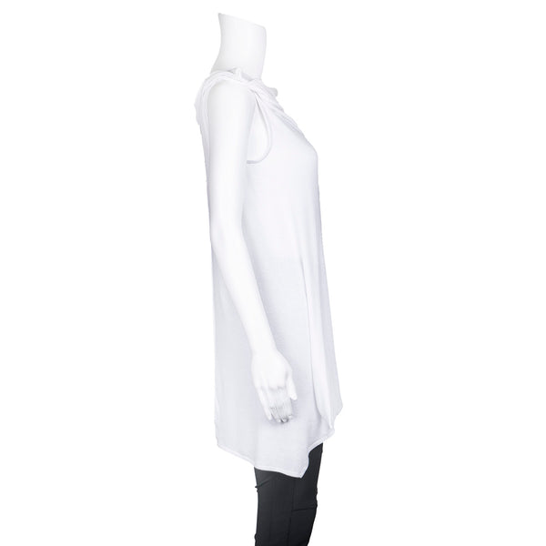 SALE! White Sleeveless Top by Karaka